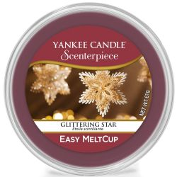 Yankee Candle Scenterpiece Easy MeltCup Glittering Star