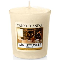 Yankee Candle Sampler Votivkerze Winter Wonder