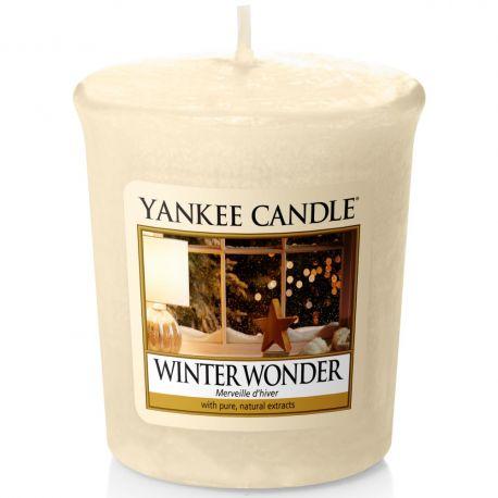 Yankee Candle Sampler Votivkerze Winter Wonder