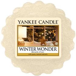 Yankee Candle Tart / Melt Winter Wonder