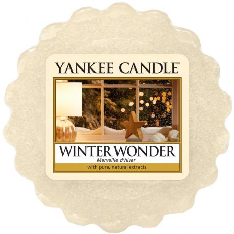 Yankee Candle Tart / Melt Winter Wonder