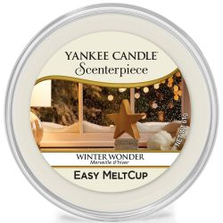 Yankee Candle Scenterpiece Easy MeltCup Winter Wonder