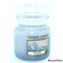 2. Wahl - Yankee Candle Jar Glaskerze mittel 411g Sea Air