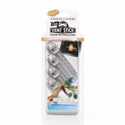 Yankee Candle Vent Stick Autoduft COCONUT BAY