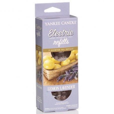 Yankee Candle Refills für Duftstecker Lemon Lavender
