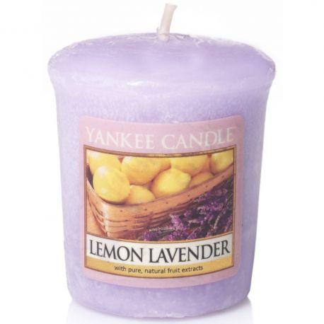 Yankee Candle Sampler Votivkerze Lemon Lavender
