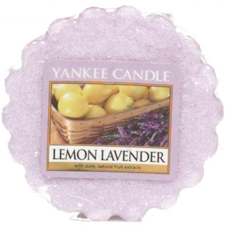 Yankee Candle Tart / Melt Lemon Lavender