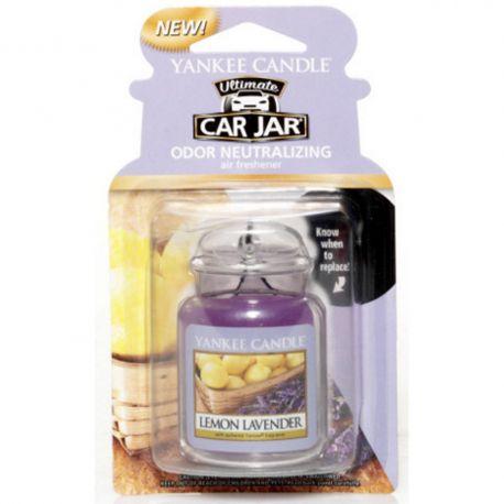 Yankee Candle Car Jar Ultimate Lemon Lavender