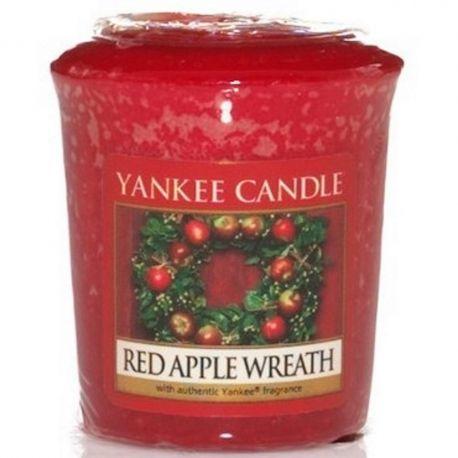 Yankee Candle Sampler Votivkerze Red Apple Wreath