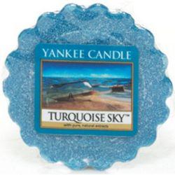 Yankee Candle Tart / Melt Turquoise Sky *