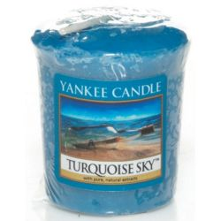 Yankee Candle Sampler Votivkerze Turquoise Sky *