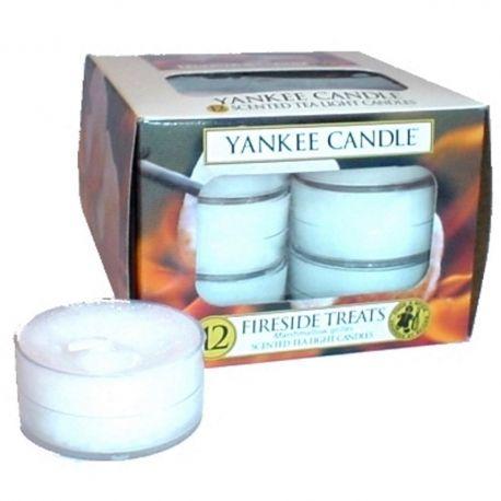 Yankee Candle Teelichter 12er Pack Fireside Treats *