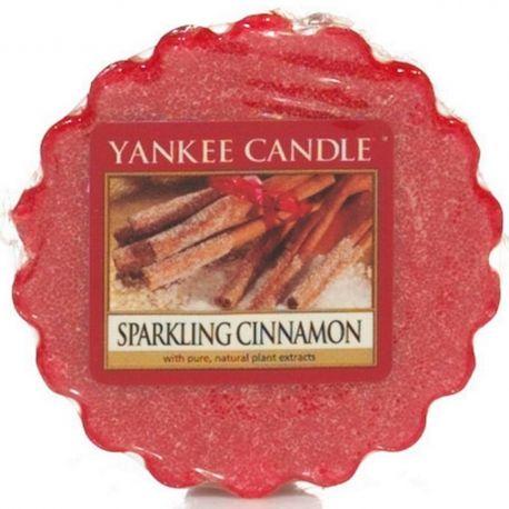 Yankee Candle Tart / Melt Sparkling Cinnamon *
