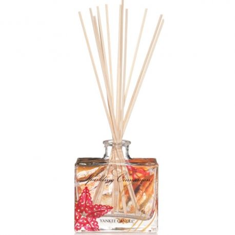 Yankee Candle Signature Reed Diffuser Sparkling Cinnamon *