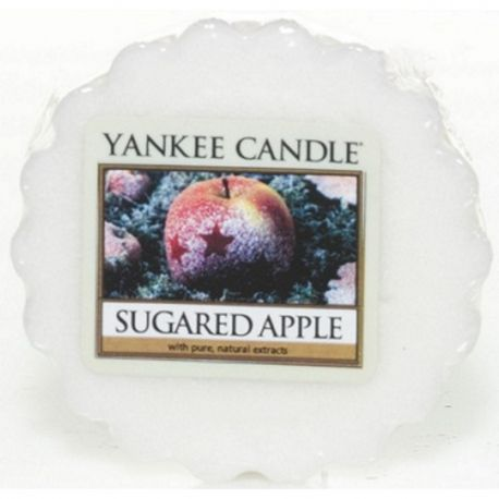Yankee Candle Tart / Melt Sugared Apple *