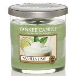 Yankee Candle 1 Docht Regular Tumbler Glaskerze klein 198g Vanilla Lime