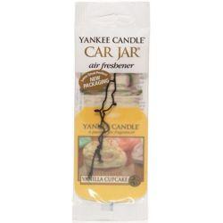 Yankee Candle Car Jar Vanilla Cupcake
