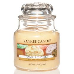 2. Wahl - Yankee Candle Jar Glaskerze klein 104g Vanilla Cupcake *