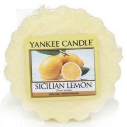 Yankee Candle Tart / Melt Sicilian Lemon
