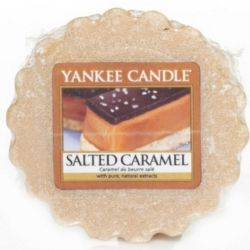 Yankee Candle Tart / Melt Salted Caramel