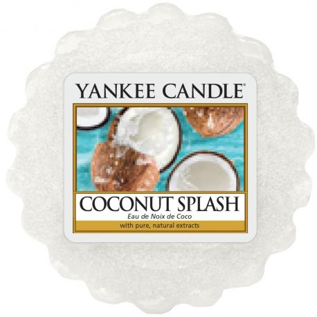 Yankee Candle Tart / Melt Coconut Splash