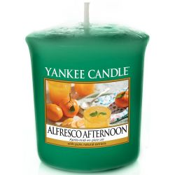 Yankee Candle Sampler Votivkerze Alfresco Afternoon