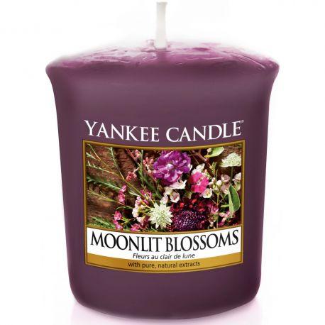 Yankee Candle Sampler Votivkerze Moonlit Blossoms