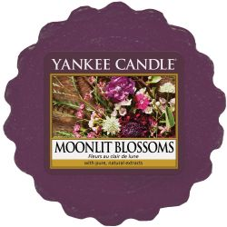 Yankee Candle Tart / Melt Moonlit Blossoms