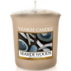 Yankee Candle Sampler Votivkerze Seaside Woods