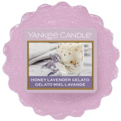 Yankee Candle Tart / Melt Honey Lavender Gelato