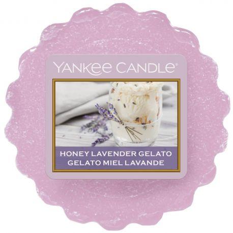 Yankee Candle Tart / Melt Honey Lavender Gelato