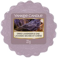 Yankee Candle Tart / Melt Dried Lavender & Oak