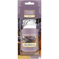 Yankee Candle Car Jar Dried Lavender & Oak