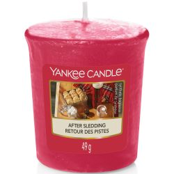 Yankee Candle Sampler Votivkerze After Sledding