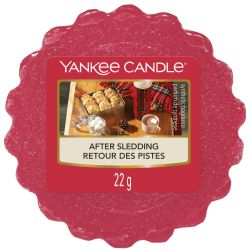 Yankee Candle Tart / Melt After Sledding