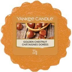 Yankee Candle Tart / Melt Golden Chestnut