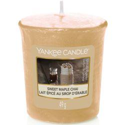 Yankee Candle Sampler Votivkerze Sweet Maple Chai
