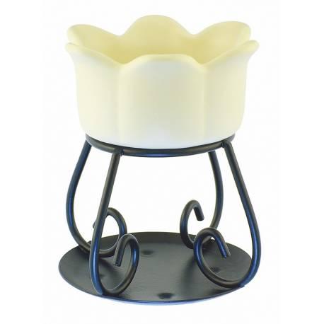 Yankee Candle Petal Bowl Duftlampe – cream