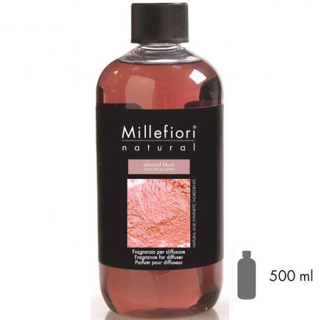 Almond Blush Millefiori Natural Refill 500 ml