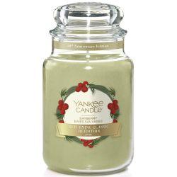 Yankee Candle Jar Glaskerze groß 623g Bayberry