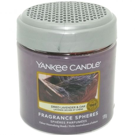 Yankee Candle Fragrance Spheres Dried Lavender & Oak
