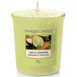 Yankee Candle Sampler Votivkerze Lime & Coriander