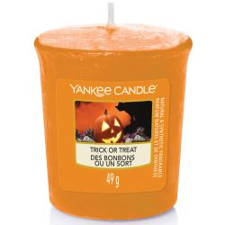 Yankee Candle Sampler Votivkerze Trick or Treat Halloween