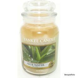 Yankee Candle Jar Glaskerze groß 623g Aloe Water