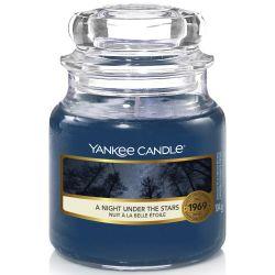 Yankee Candle Jar Glaskerze klein 104g A Night Under The Stars