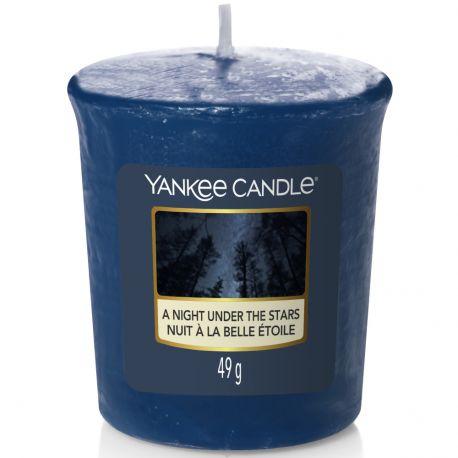 Yankee Candle Sampler Votivkerze A Night Under The Stars