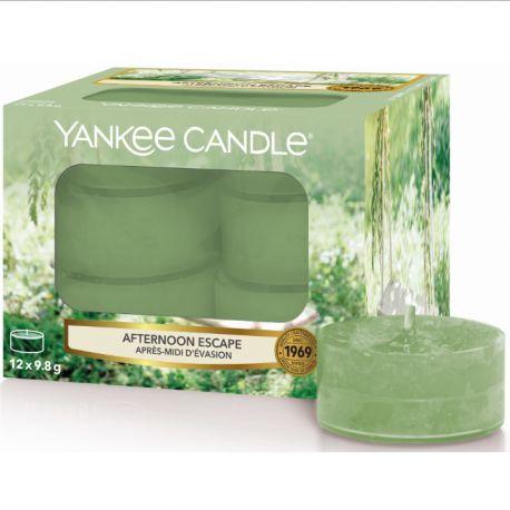 Yankee Candle Teelichter 12er Pack Afternoon Escape