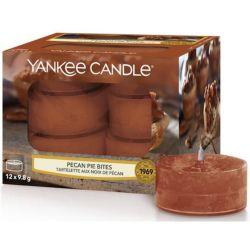 Yankee Candle Teelichter 12er Pack Pecan Pie Bites