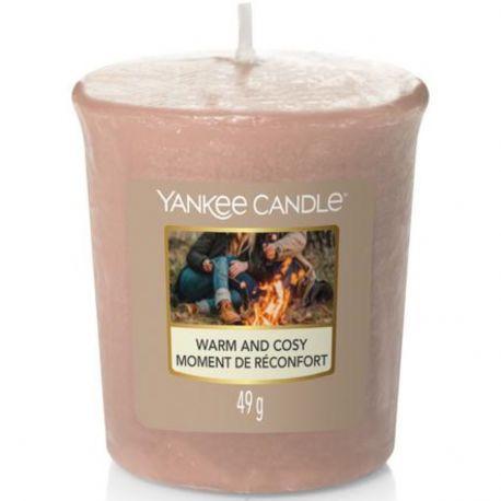 Yankee Candle Sampler Votivkerze Warm & Cosy