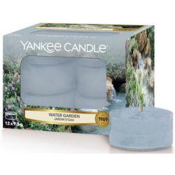 Yankee Candle Teelichter 12er Pack Water Garden